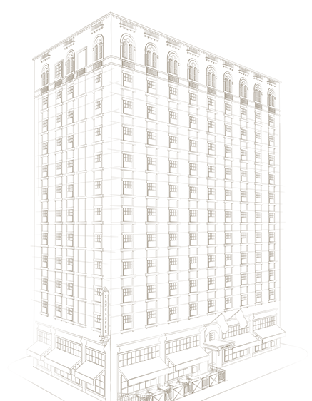 lancaster building drawing